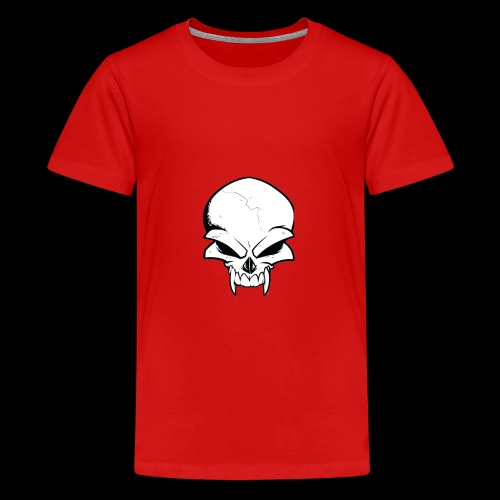 Skill Head - Teenager Premium T-Shirt