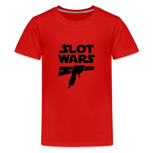 Slot Wars - Teenager Premium T-Shirt