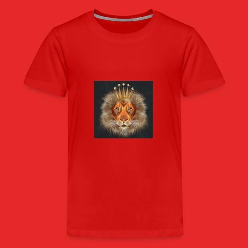 The King - Teenager Premium T-Shirt