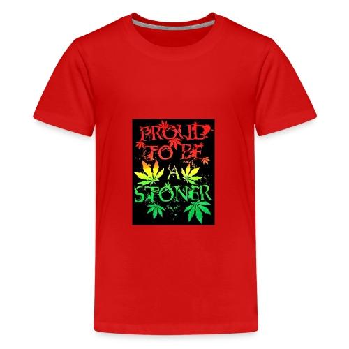 Stoner T-Shirt - Teenager Premium T-Shirt
