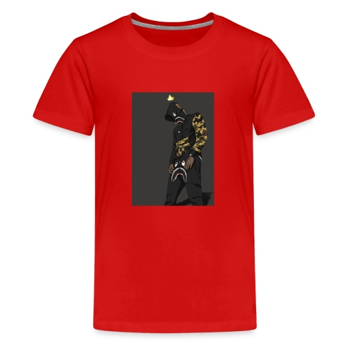 Swag - Teenage Premium T-Shirt