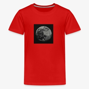 Mond - Teenager Premium T-Shirt