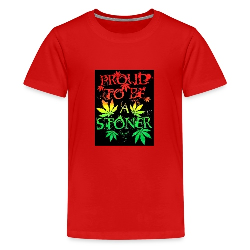 Stoner T-Shirt - Teenager Premium T-Shirt