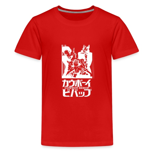 Cowboy Bebop logo - Teenager premium T-shirt