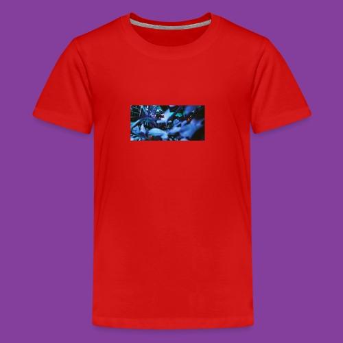 R1 00607 0004 - Teenage Premium T-Shirt