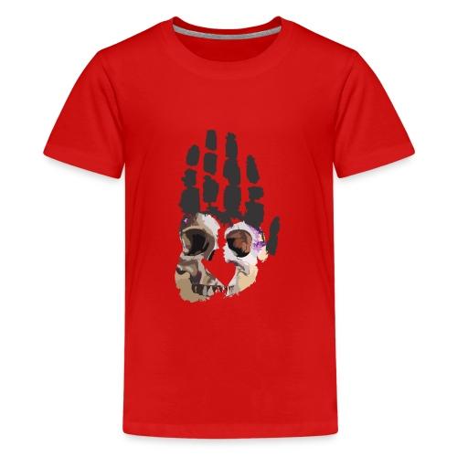 pareja - Camiseta premium adolescente