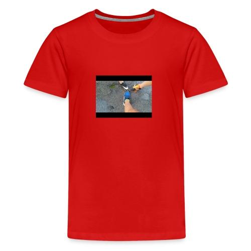 Screenshot 20170828 101938 - Teenager Premium T-Shirt