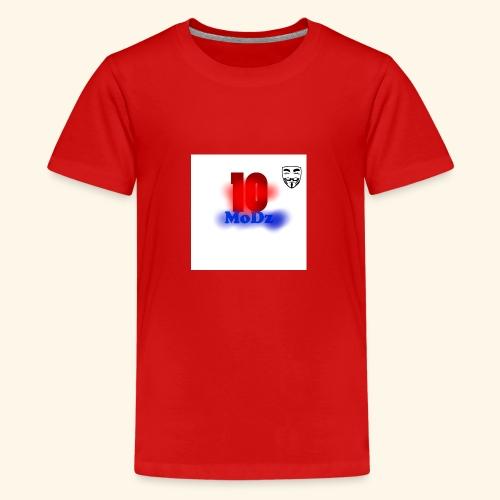 Modzussball - Teenager Premium T-Shirt