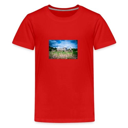 Barbara Mapelli - Castello di Chenonceau, Francia - Maglietta Premium per ragazzi
