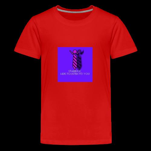 Stabimoc merch - Teenage Premium T-Shirt