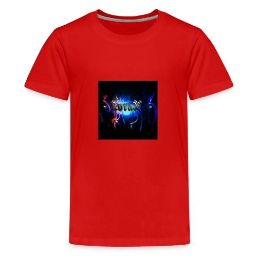 Mein neuer merch - Teenager Premium T-Shirt