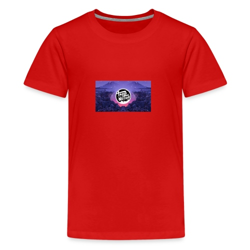 Articles avec logo Trap Nation - T-shirt Premium Ado