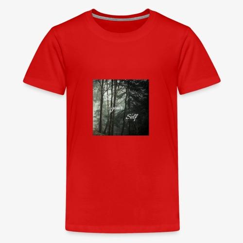 forest - Camiseta premium adolescente