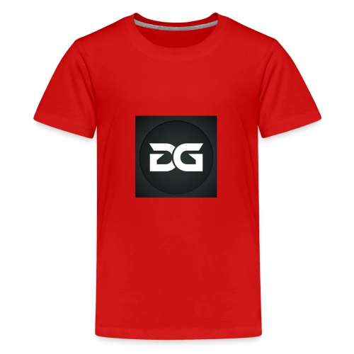 DavGames - Teenager Premium T-Shirt