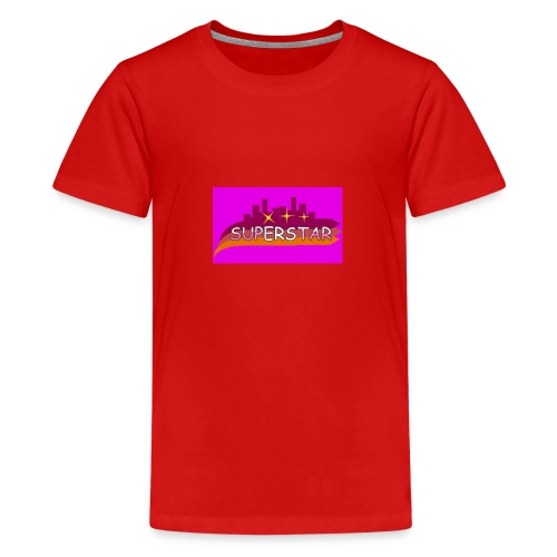 SUPERSTAR CLOTHING - Teenage Premium T-Shirt