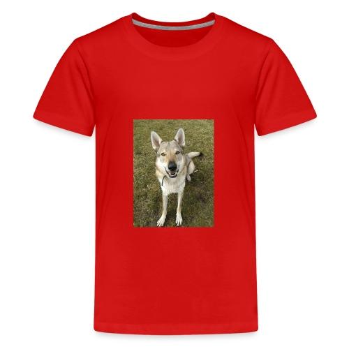 Spikey-Boy - Teenager Premium T-Shirt