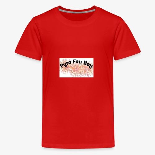 Pyro Fan Shop - Teenager Premium T-Shirt