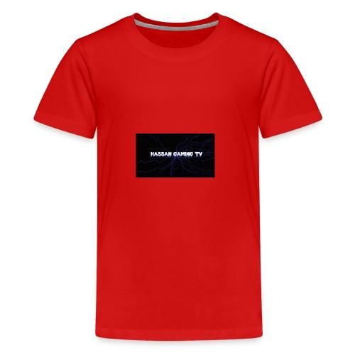 backgrounder 1 - Teenager Premium T-Shirt