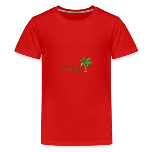 tropicc - T-shirt Premium Ado
