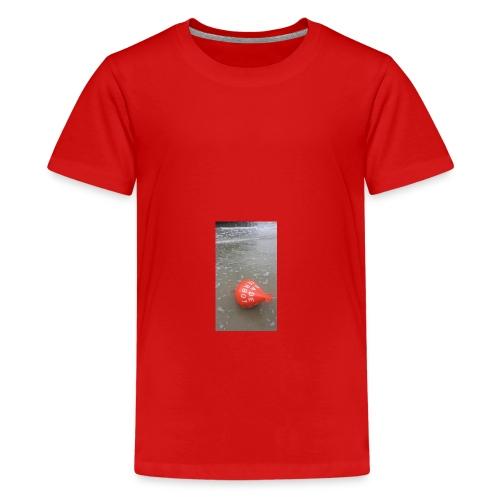 Badeverbot - Teenager Premium T-Shirt