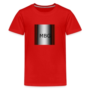 MBG - Teenager Premium T-Shirt