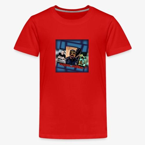 Rapper_outfitss - Teenager Premium T-Shirt