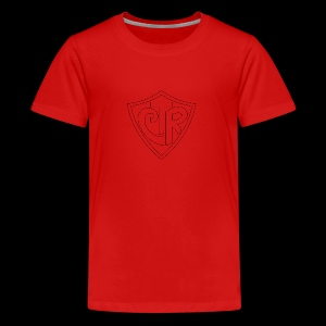 the shield - Teenage Premium T-Shirt