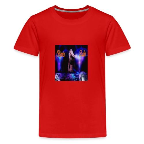 header disco neu - Teenager Premium T-Shirt