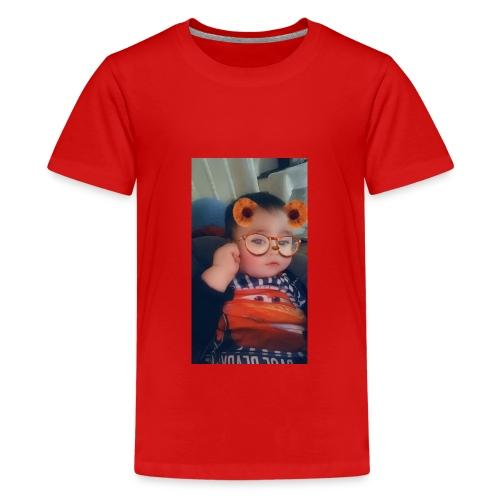 01C192DB 2C05 4A33 9FFA CD0AF1732B8D - Teenage Premium T-Shirt