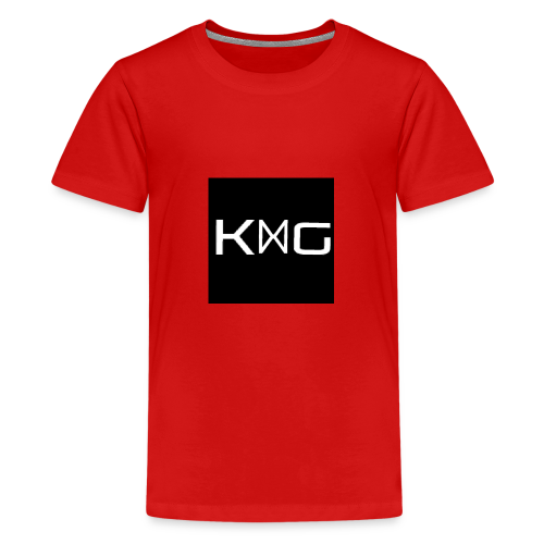KMG - Teenager Premium T-Shirt