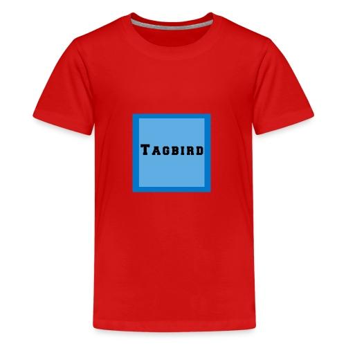 Tagbird's Design - Teenager Premium T-Shirt