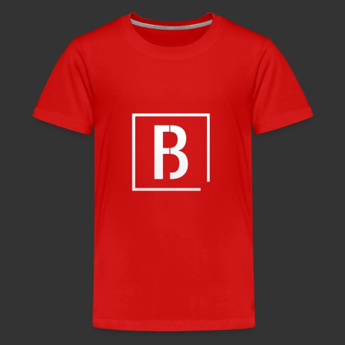 Bitfctry New Logo - Teenager Premium T-Shirt