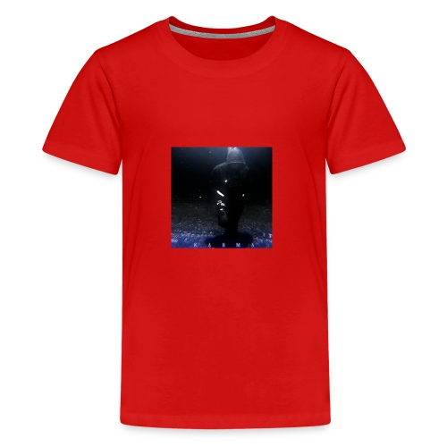 Karmas Profilbild - Teenager Premium T-Shirt