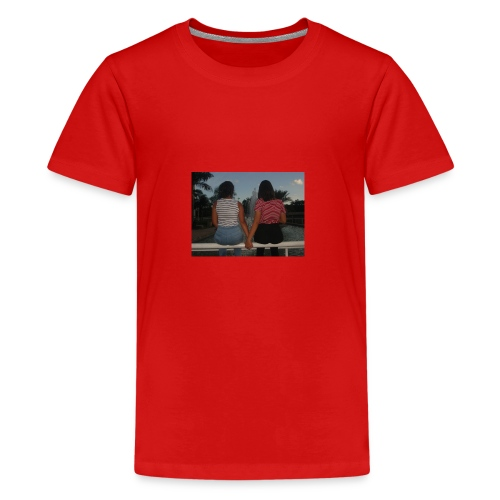 Roo and nat - Camiseta premium adolescente