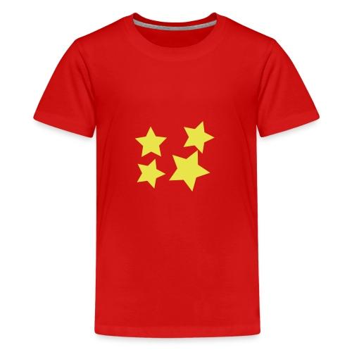STERNE - Teenager Premium T-Shirt