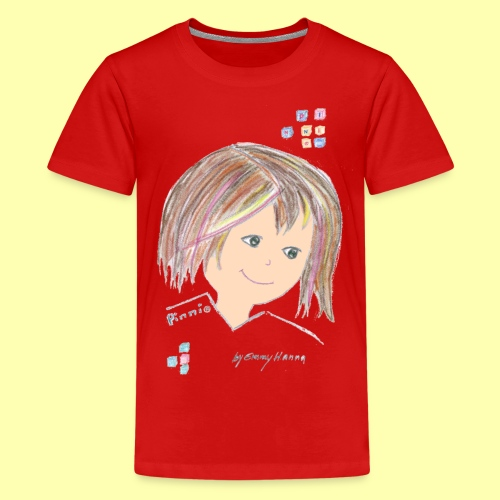 Pinni® Desing by Emmy Hanna - Teenager Premium T-Shirt