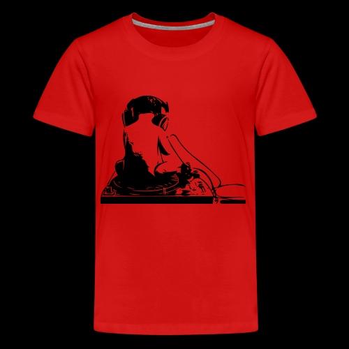 Next generation DJ - Teenage Premium T-Shirt