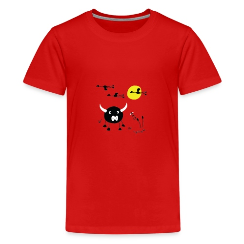 camargue rouge - T-shirt Premium Ado