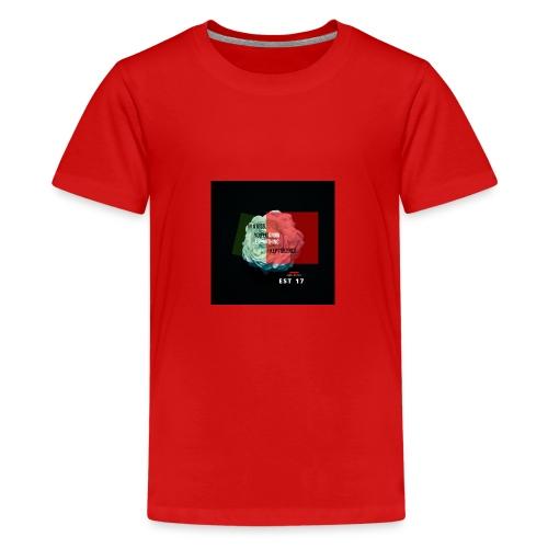 kiss adc - Camiseta premium adolescente