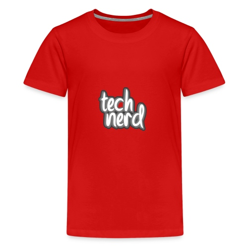 IMG 3749 - Premium T-skjorte for tenåringer