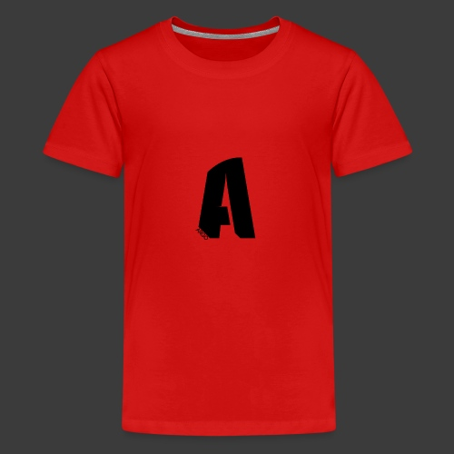 ARGO™ Noir - T-shirt Premium Ado