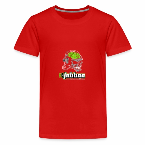 JABBA Logo - Teenager Premium T-Shirt