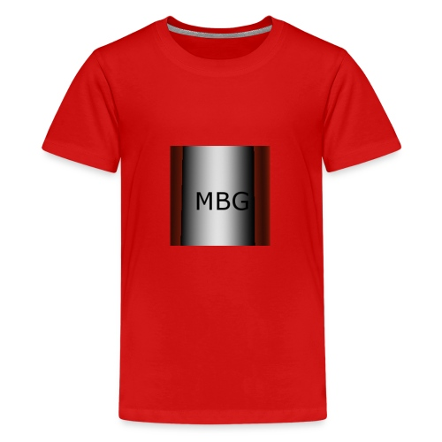 MBG - Teenager Premium T-Shirt