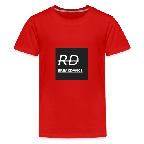 RD dance - Teenager Premium T-Shirt