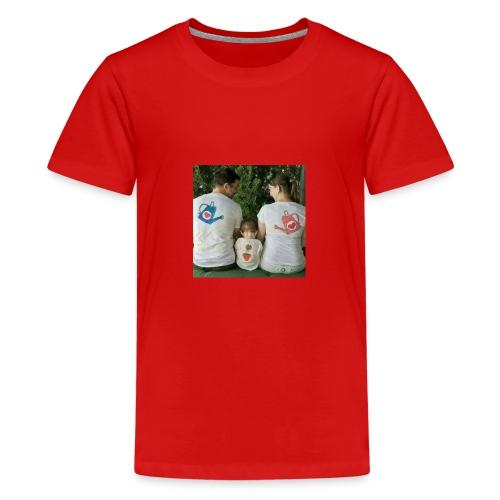 make your future !!! - Teenage Premium T-Shirt