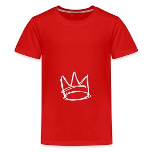 Couronne/crown - T-shirt Premium Ado