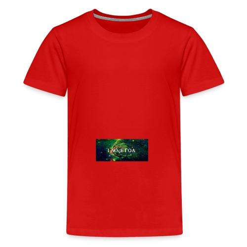 I LOVE GOA - Teenager Premium T-Shirt