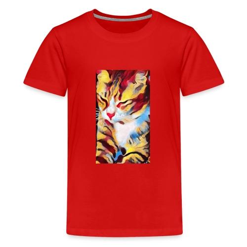 Streetcat Honey - Teenager Premium T-Shirt