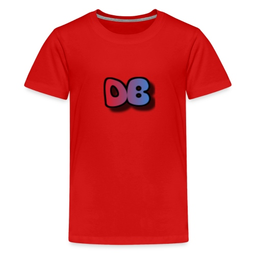 Double Games DB - Teenager Premium T-shirt