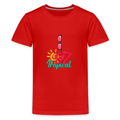 A01 4 - T-shirt Premium Ado